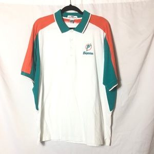 Antigua Sport Miami Dolphins polo